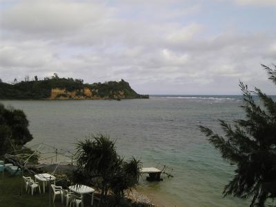 雨で残念。でもみんなでわいわい春の沖縄5日間 その4