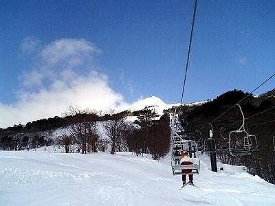 1995年 ふくしま国体 in 福島県 猪苗代スキー場
