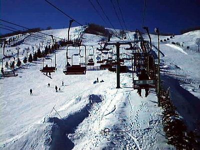 1996年 スズラン国体 in 岐阜県 鈴蘭高原スキー場