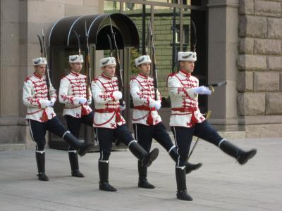 2008年ブルガリア旅行第12日目ソフィア(2):さすが首都らしき風格を感じた街歩き