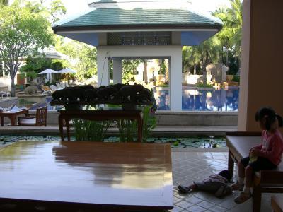 2009子連れ旅行プーケット&シンガポール5,6日目