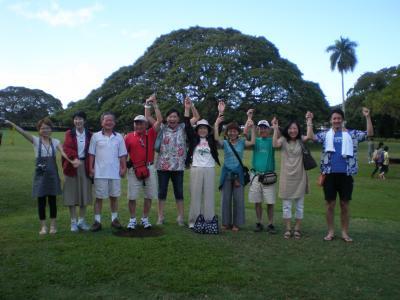 親孝行旅行 in ハワイ
