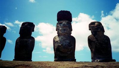 チリ/イースター島(2001.11)