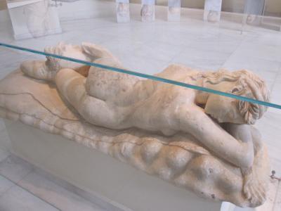 アテネ!7(ギリシャ最終日5日目考古学博物館)