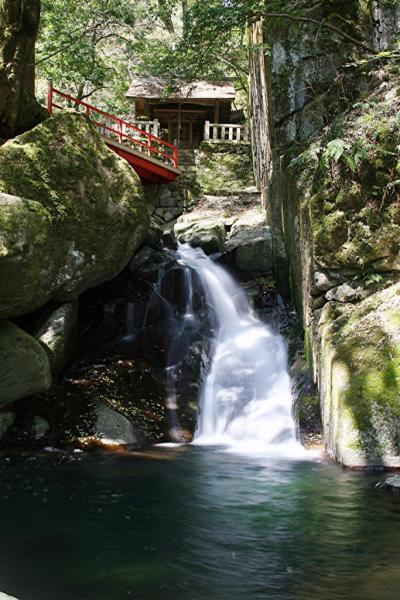 水すだれ探訪 #48~兵庫県(15)~浄丸の滝(丹波市青垣町)