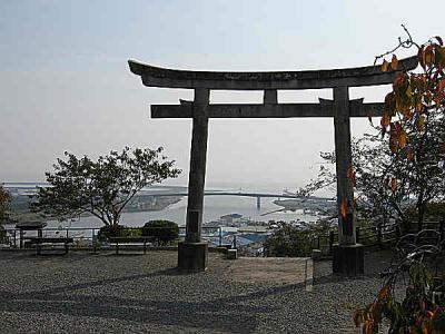 日和山公園 と 住吉公園 (石巻市 宮城県)