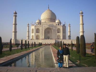 インド《アーグラ編その2》