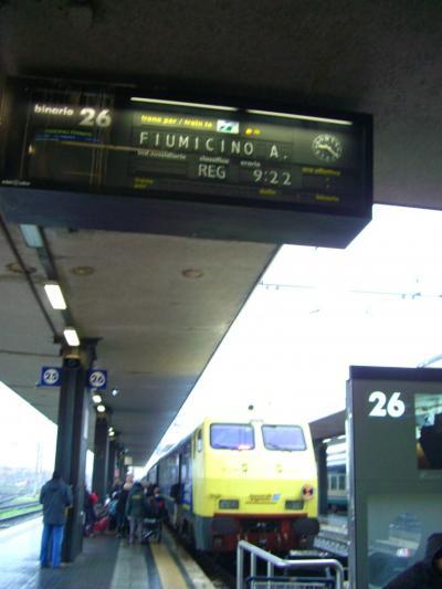 イタリア旅行記・18(2008-2009年 帰国編)