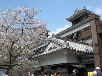 JTB旅物語九州桜紀行ツアーに参加してその二
