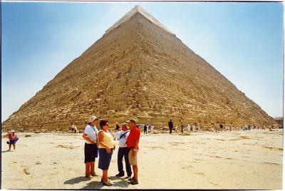 \29.800のチケットでエジプトに行ってきたよ。