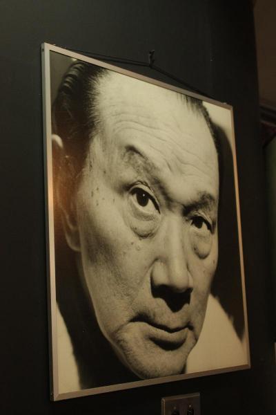桜咲く青山・岡本太郎記念館