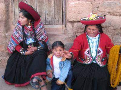 64歳の母との旅 Epilogue-聖なる谷(ピサック・オリャンタイタンボ・チンチェーロ)を巡り、インカの末裔Andinaに出会う。