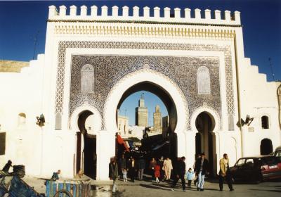 モロッコの旅(4)~フェズ~