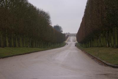 2009/01 Europe旅行ーフランス編 ヴェルサイユ宮殿