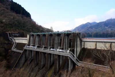 ふらり立ち寄った津久井湖