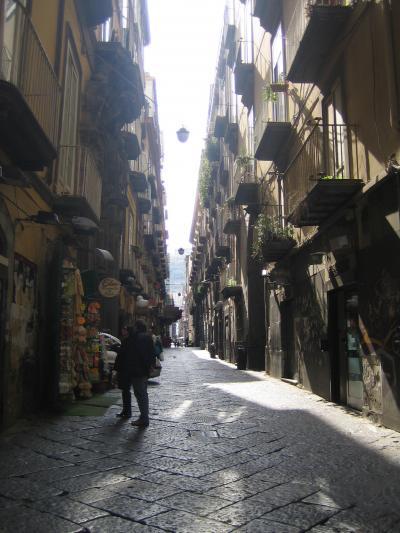 2009年 春 ナポリ