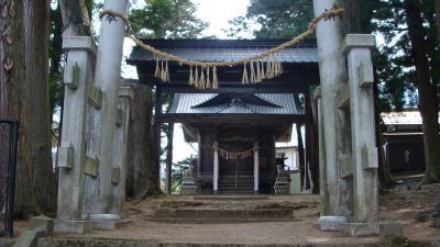 信州高山村観光・・・子安神社