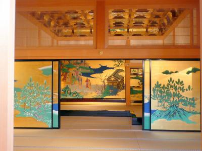 復元なった熊本城本丸御殿と熊本城周遊:?「本丸御殿大広間」