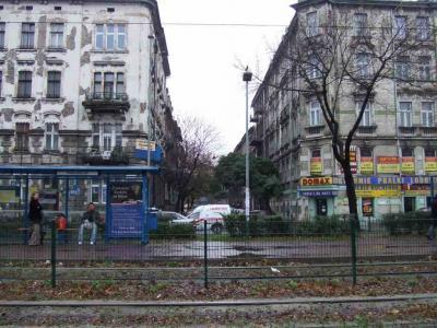 【17】ポーランド/クラクフ  カルバリア・ゼブジトフスカ ヨーロッパひとり旅2006