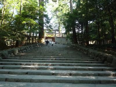 2009年04月 伊勢神宮参拝 に行ってきました。