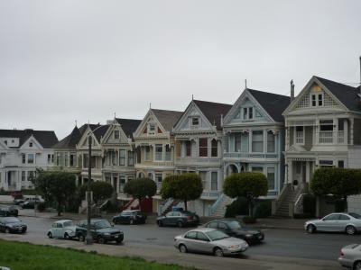 年越しサンフランシスコ'08-'09 ③ -雨のなかの街歩き-