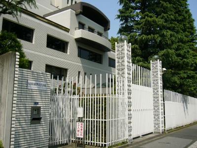 大使館巡り(高輪・北品川方面)
