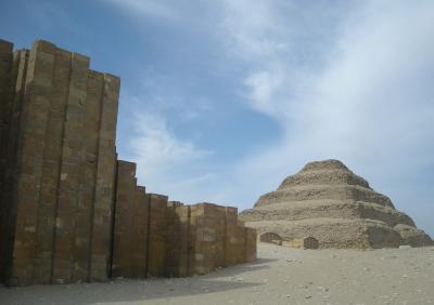 悠久の時を訪ねてエジプトツアー・カイロ近郊