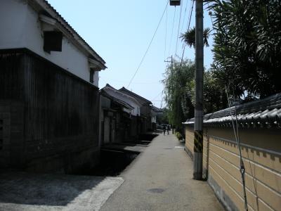倉吉・白壁土蔵群★散策