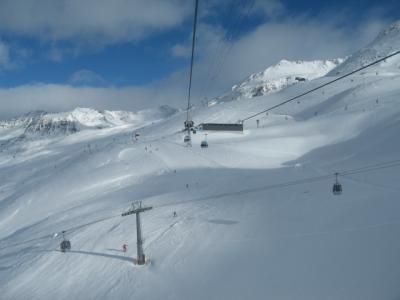 0809欧州スキー紀行 第1弾 「オーバグルグル・ホッフグルグルスキー場」