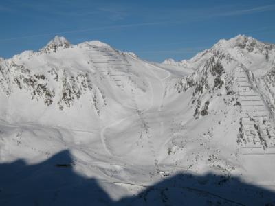 0809欧州スキー紀行 第2弾 「ソルデン(ゼルデン)スキー場」