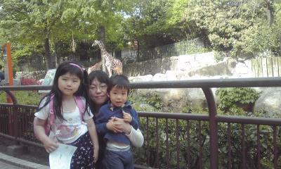 GW金沢動物園にて