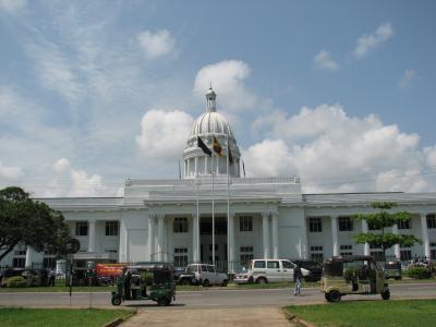 スリランカの旅(9)・・スリランカの政治・経済の中心地、コロンボを訪ねて