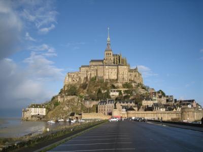 子連れ旅行 フランス 世界遺産モンサンミッシェルを訪ねて