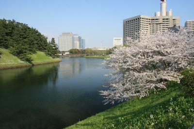 Tirp in 千鳥ヶ淵 お堀の桜と下町散歩