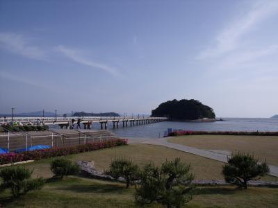 竹島&三谷温泉ホテル明山荘☆
