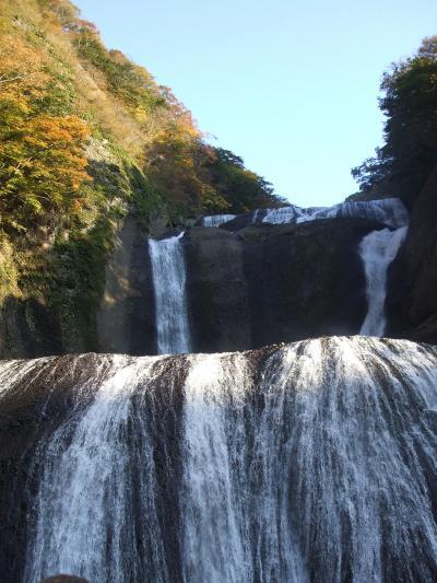 袋田の大滝に