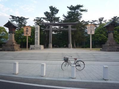 2009年05月 島根県出雲に行ってきました。