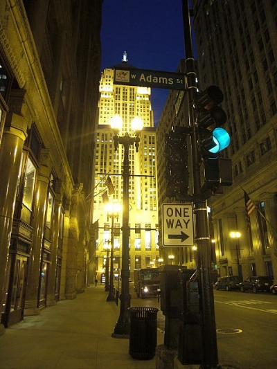 「ルート66」(2009年GW)。。。その2「シカゴの夜」