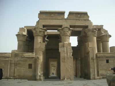 悠久の時を訪ねてエジプトツアー・コムオンボ