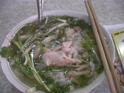 ベトナム・ハノイ~初のGW海外旅行~食べ物