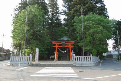 木幡神社。