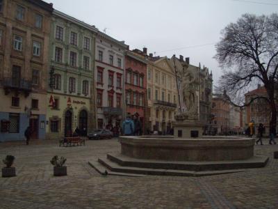 【ウクライナ】歴史の街リヴィウ