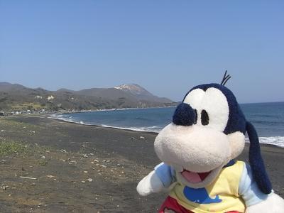 グーちゃん、函館へ「最後」の旅に出る!(海の中の温泉!?編)
