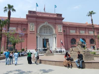 5000年分の遺跡を求めてエジプト9(カイロ)