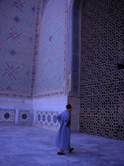 ウズベキスタン 2008年夏 サマルカンド