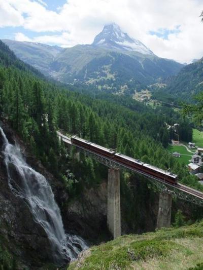 Zermatt 3(2008年夏の旅行記)
