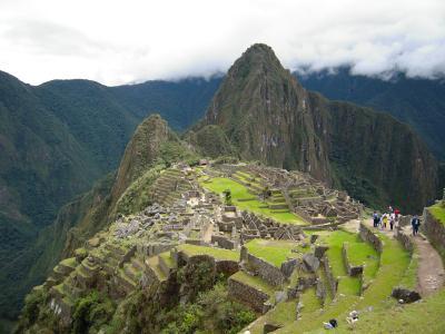5泊8日でペルーを周遊、、超多忙なツアー (第5弾 世界遺産 空中都市 マチュピチュ )