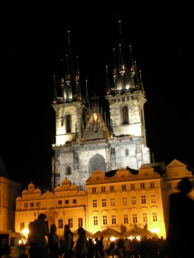 チェコ 2008年夏 ヨーロッパ駆け抜けの旅