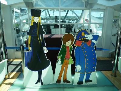 水上バス「ヒミコ」でお台場に行ってきました