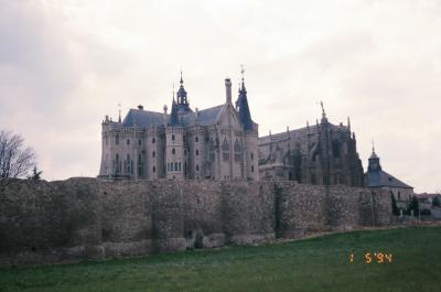 '94 放浪 カスティーリャ イ レオン と エストレマドゥーラ地方 Castilla y Leon, Estremadura